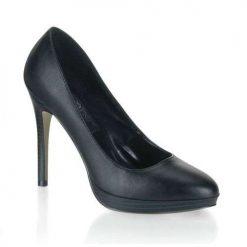 Zapato clasico con plataforma