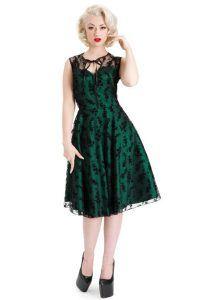 foto vestido años 50