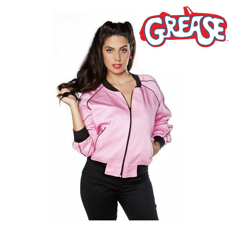 Chaqueta Grease Rosa