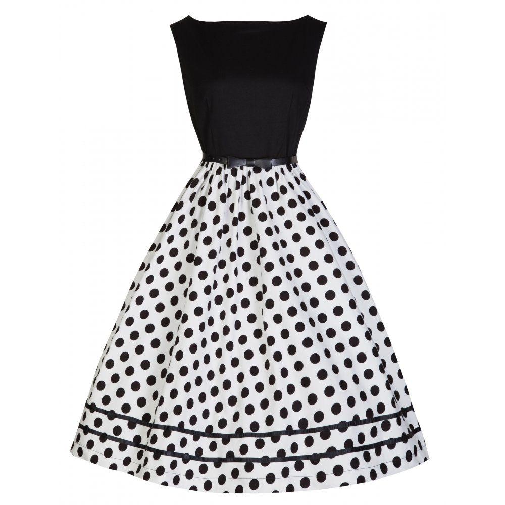 daee3e1a4 Vestido de fiesta años 50