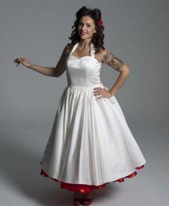 Vestido de novia estilo Marilyn