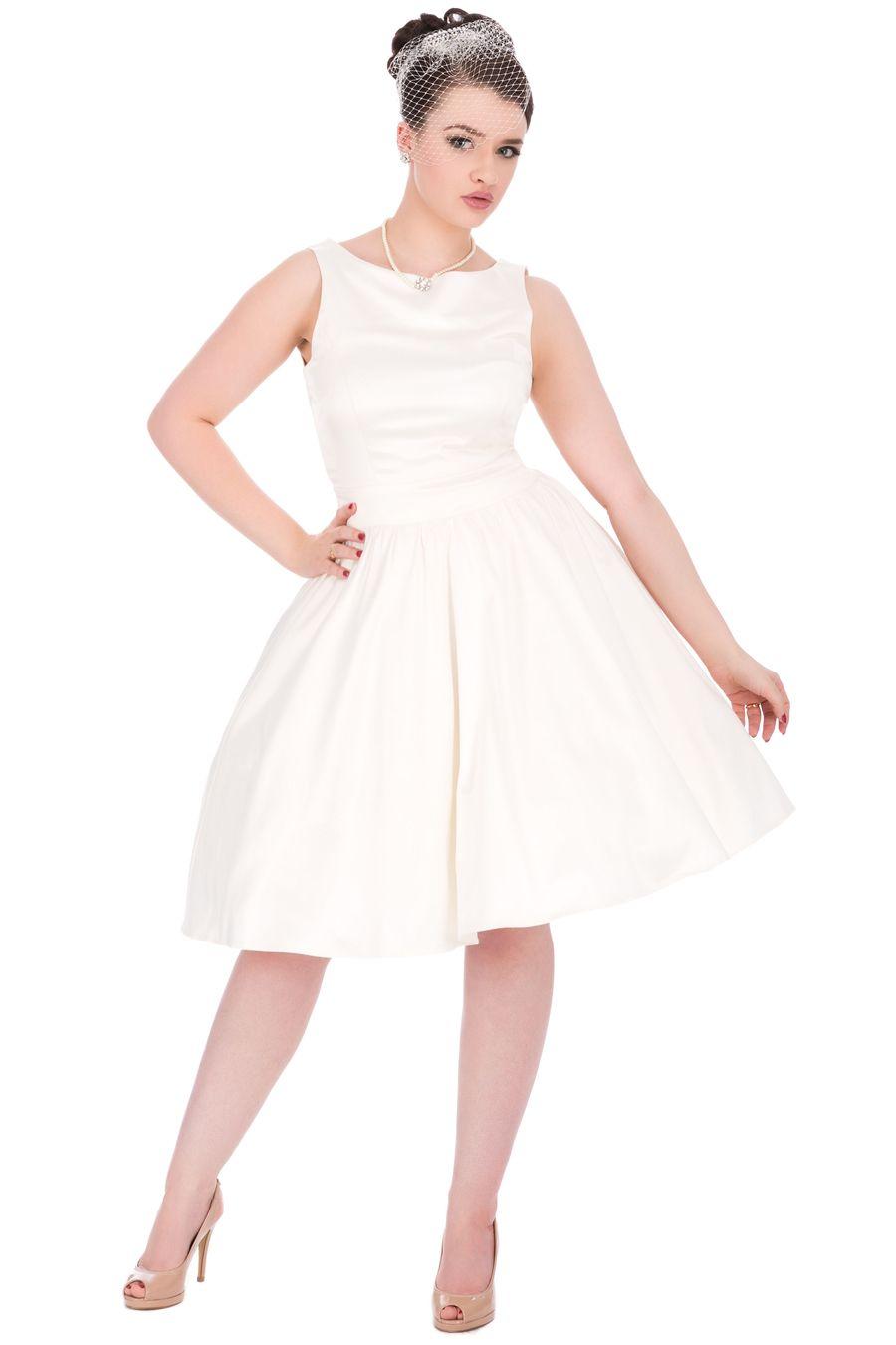 vestido novia estilo audrey