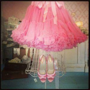 cancan rosa