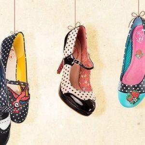 Zapatos Retro & Vintage