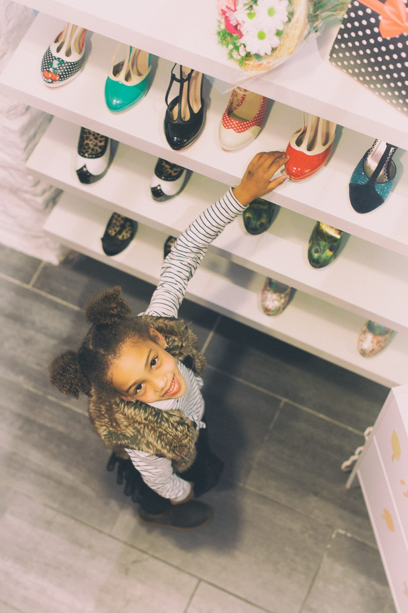 Zapatos Pin Up, Zapatos importados de USA y Londres