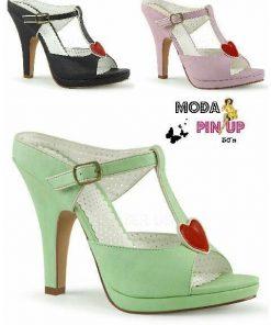 Zapatos Pin Up