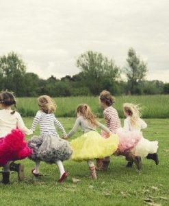 Faldas tutu niñas