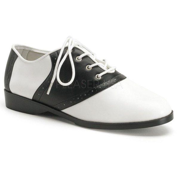 zapato-plano-acordonado-linea-retro