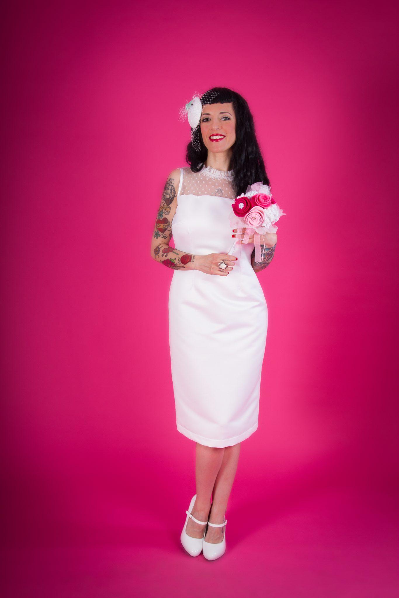 Fantástico Sarah Danielle Madre De Los Vestidos De Novia Friso ...