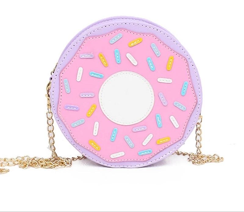 bolso donut